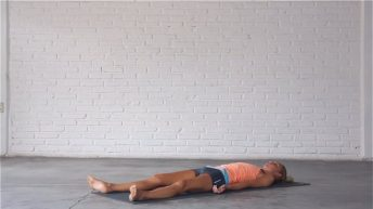 Corpse Pose or Savasana