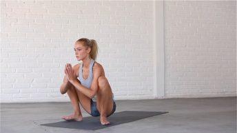 Yoga Squat