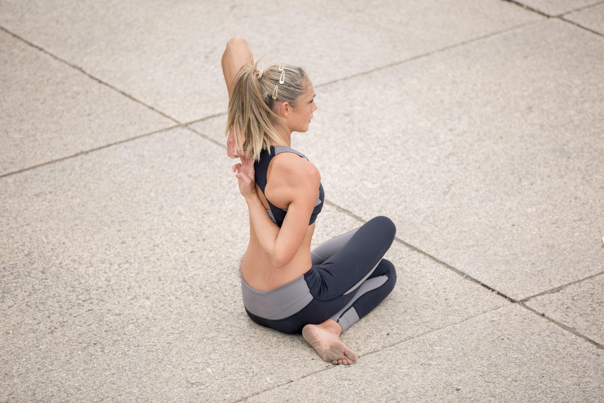 Yoga 15 Weightlifters Program