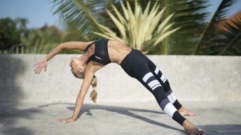 Rockstar Yoga Pose For Mobility