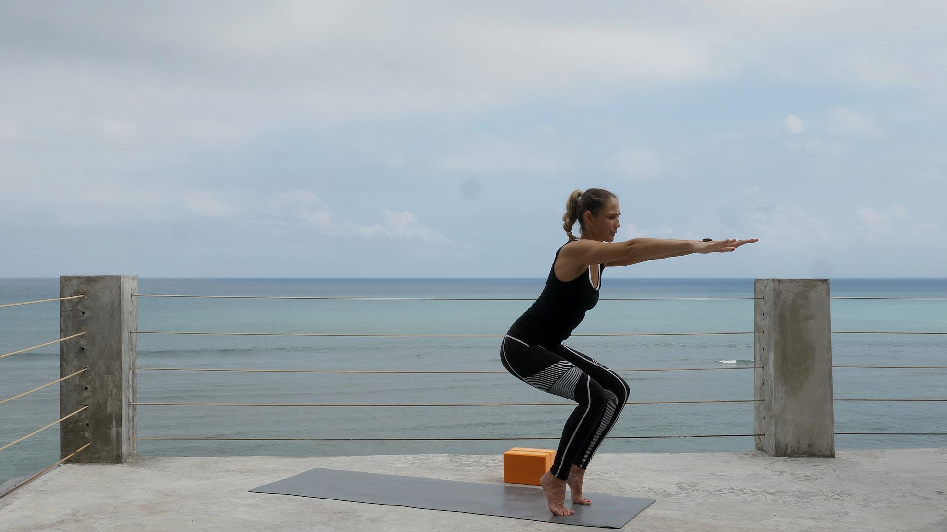 Yoga 15 For Runner's Knee