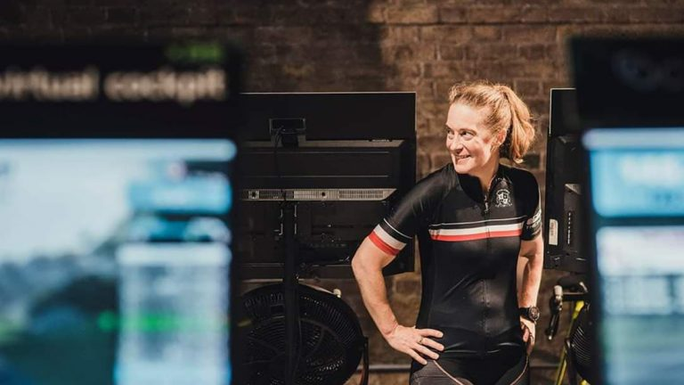 Jo Hanley—Sufferfest Yogi