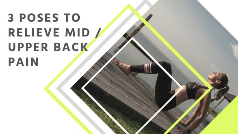 Yoga 15 Upper Back Pain