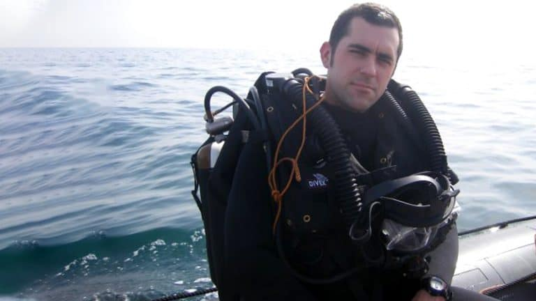 Peter Davis Lieutenant Commander Navy