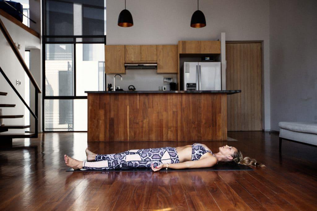 Final Resting Pose