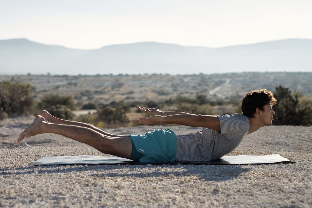 Yoga For Dirtbike