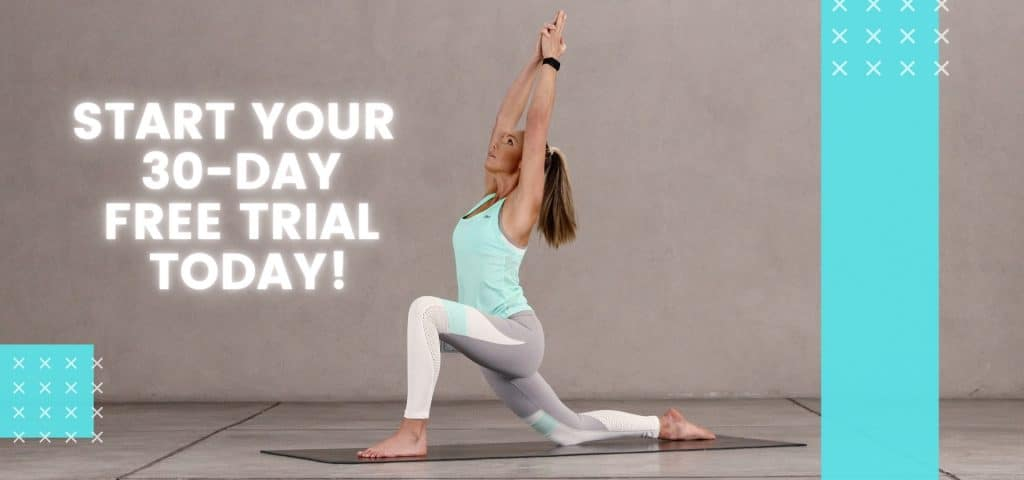 Yoga For Motocross 30-Day Free Trial