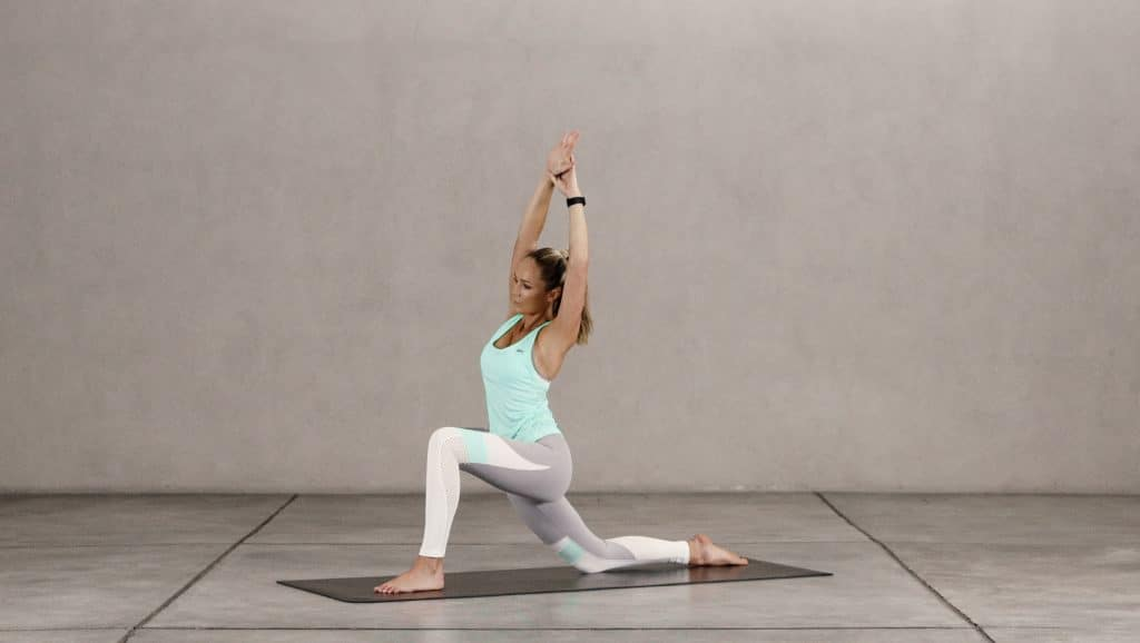 Yoga For Cyclists_Low Lunge