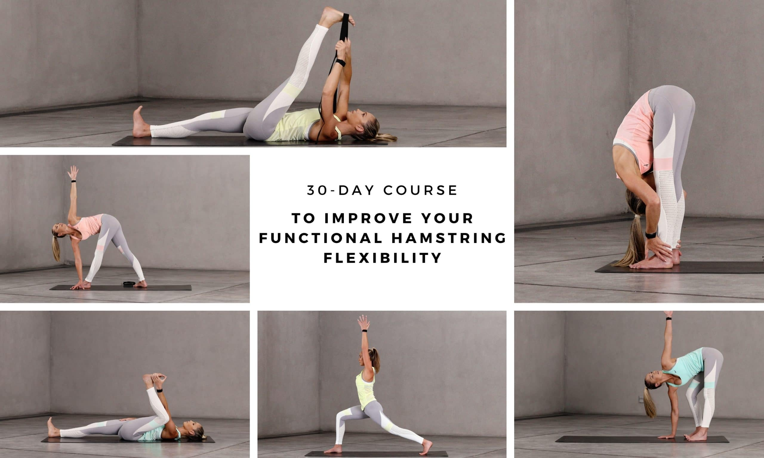 Yoga 15 Courses