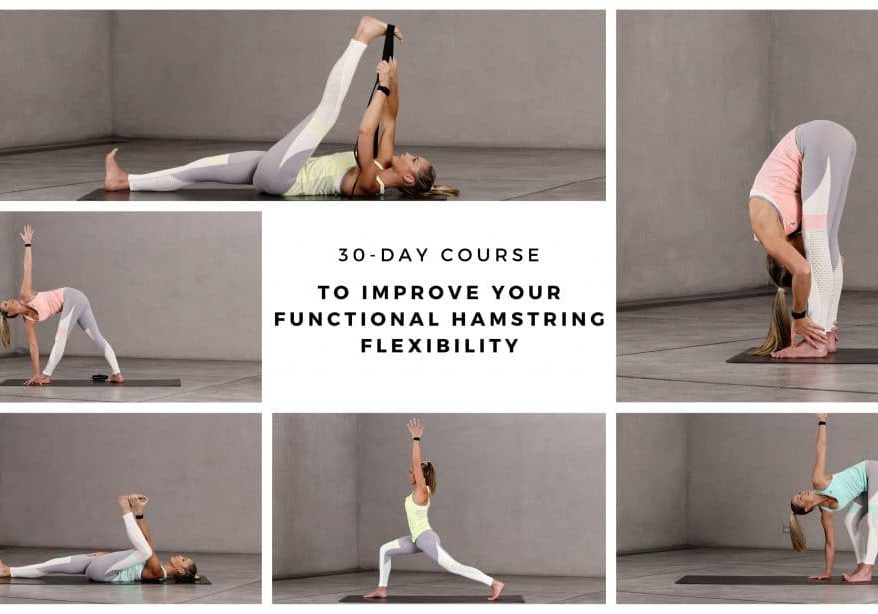 30-Day Hamstring Course